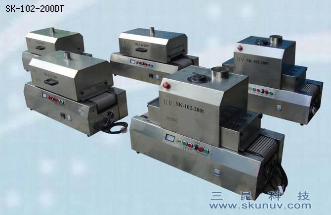 光学镜头UV机